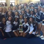 Competition Cheer Gets First Win in Two Years