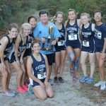SHS Girls Cross Country Team Wins Region 2-AAAAA Title