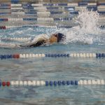 Swim Wins local meet