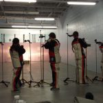 Devils' Riflery Starts off with a BANG!