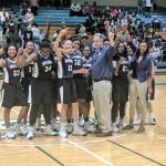 Basketball Sweeps Region Championships