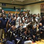 SHS Basketball Sweeps Through 1st Round of State Playoffs