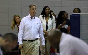 Girl's Basketball-1st Round of State- SHS vs. Locust Grove