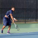 Boys Tennis Team Defeats Wayne County