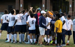 Varsity Boys Soccer- SHS vs. Wayne