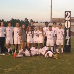 Soccer Teams Beat NHHS on Senior Night