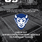 Football Tickets on Sale