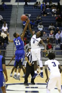Statesboro Varsity Boys Basketball vs. Bradwell