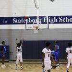 Statesboro Varsity Boys Basketball vs. Bradwell