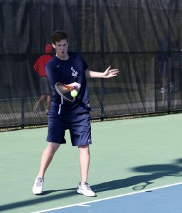 Tennis vs. Wayne County