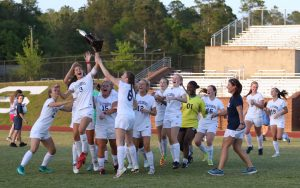 SHS Girls Soccer vs. Wayne- Region Championship