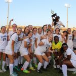 Girls Soccer Clinch the Region Championship