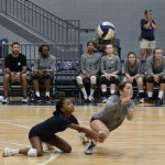 Volleyball Elite 8 Game Oct. 27