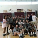 Volleyball – First REGION Championship