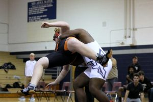 Wrestling vs. Metter