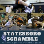 Holiday Wrestling Scramble