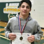 Wrestling Region Tournament Results