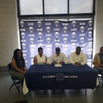 Hill Signs with Mercer University