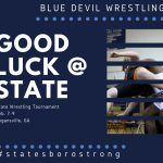 Wrestlers Advance to State Tournament