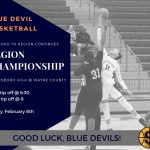 Region Basketball Championship Game