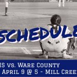 4.8 Baseball Rescheduled