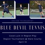 Region Tennis Tournament