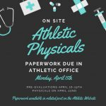 On Site Physicals Offered to SHS Athletes