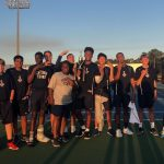 Boys Tennis Clinch Region Title
