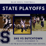 State Playoffs:  Pre-game ticket sales