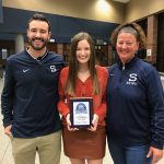 Palmer Named Volleyball Co-Player of the Year