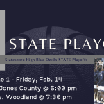 Basketball STATE playoffs