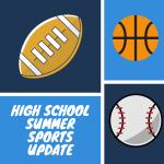 Summer Workouts – June 8 Start Date