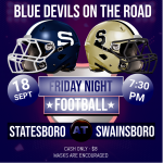 Statesboro at Swainsboro