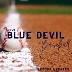 Baseball Tryout Updates