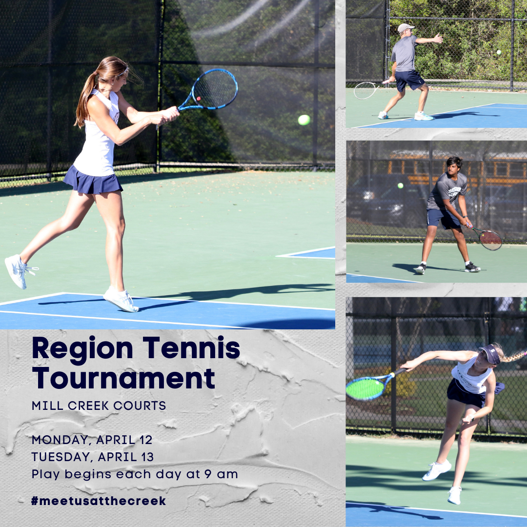 Region Tennis Tournament