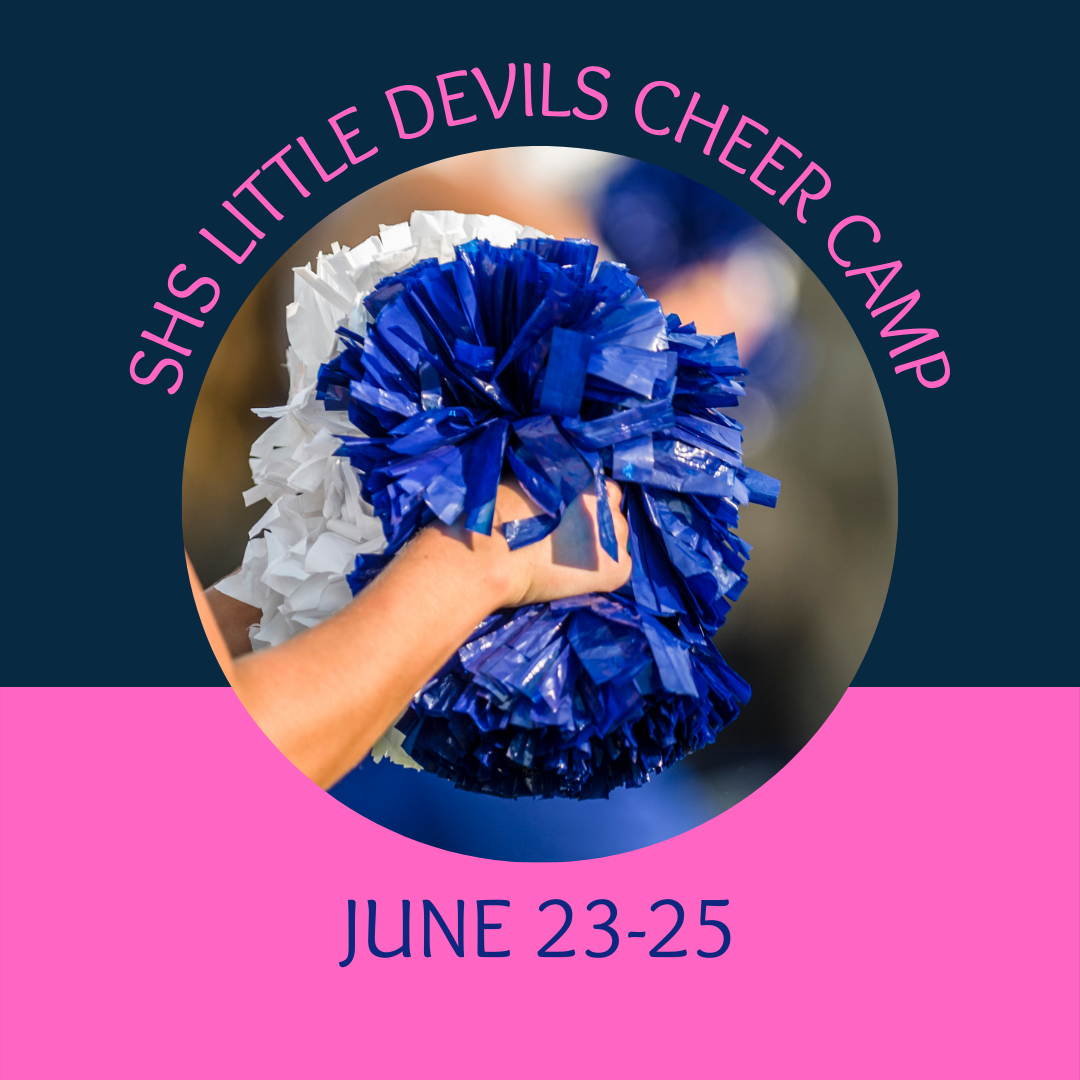 Little Devils Cheer Camp