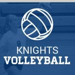 Marian High School Girls Varsity Volleyball beat South Bend Washington High School 3-0