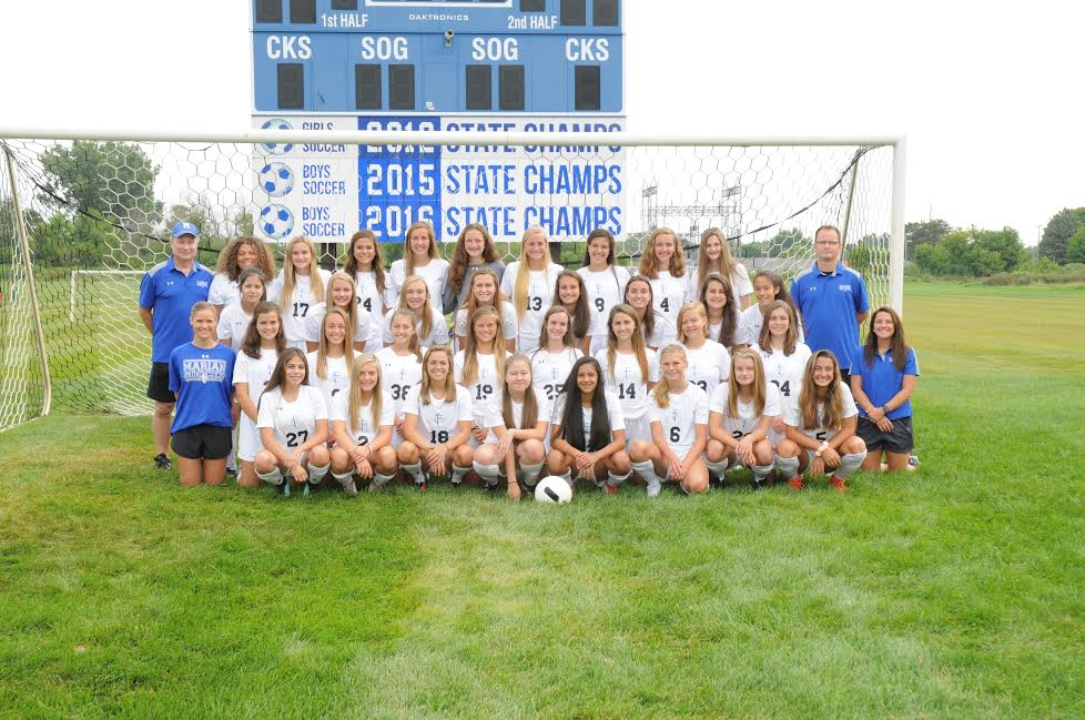 Marian Girls Soccer look to Blend Youth and Experience