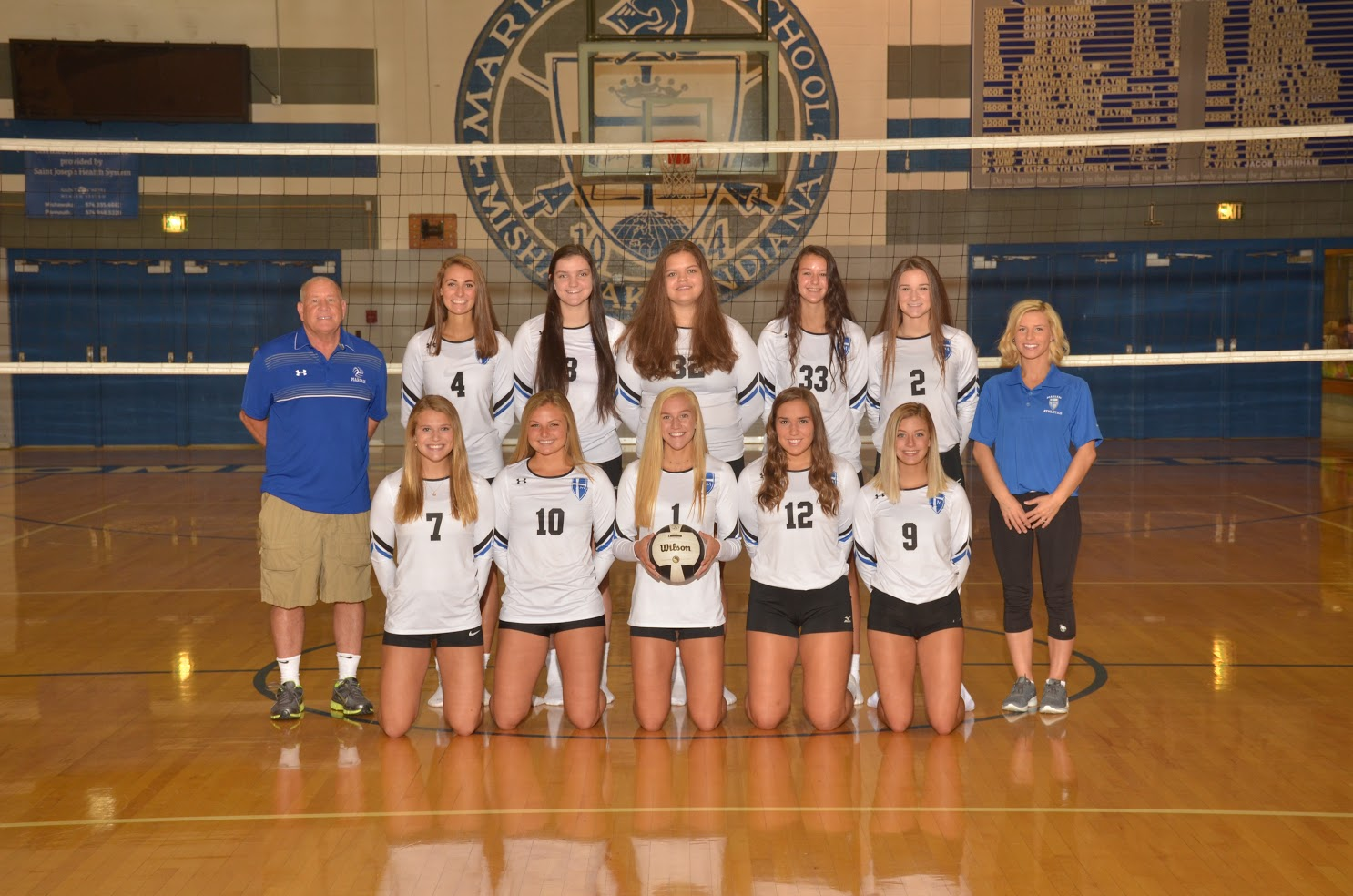 Volleyball looking for Three-Peat