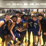 Marian Basketball Wins State Title