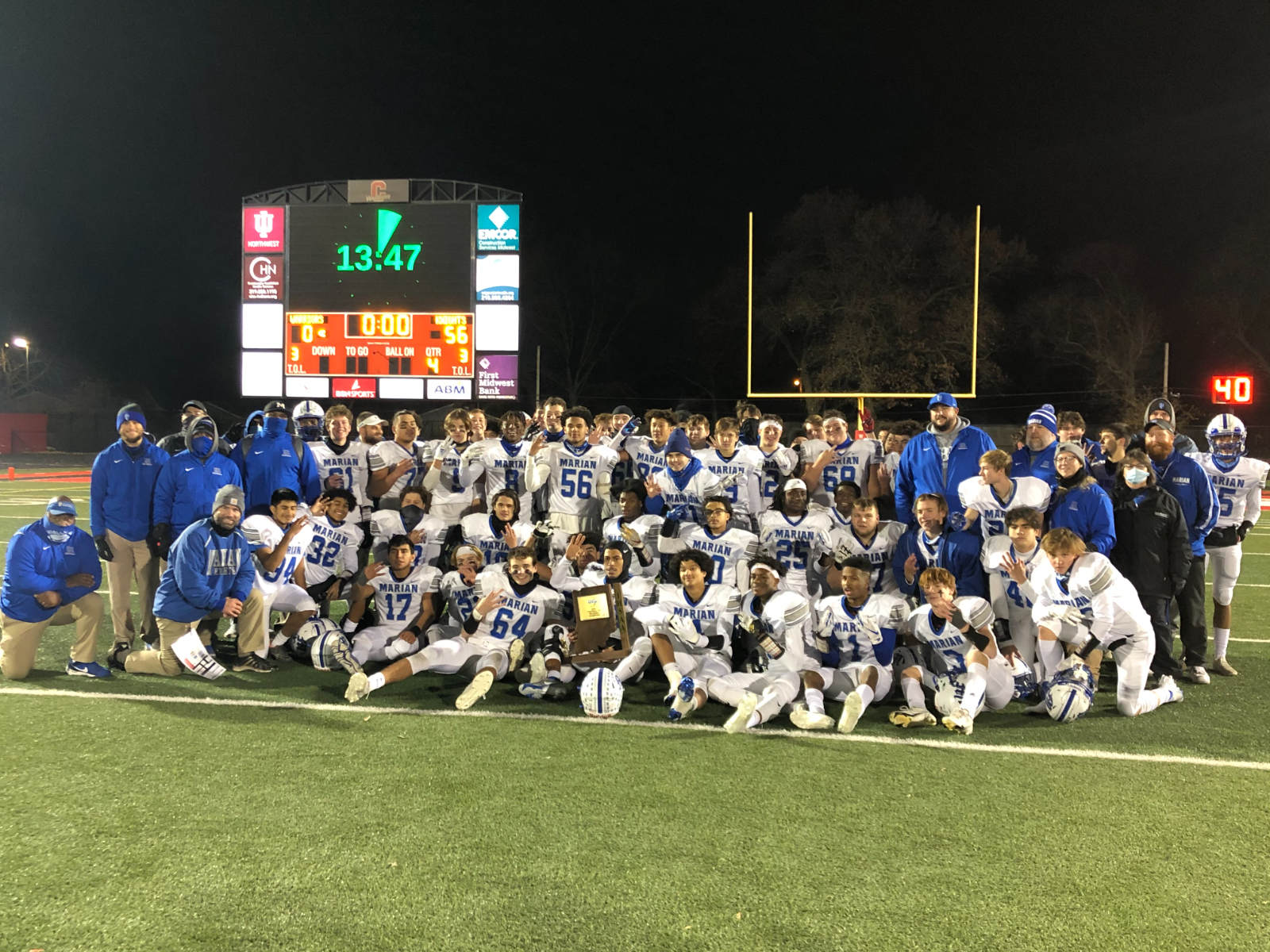 Football Semi-State – Ticket Information