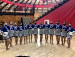 Marian Dance team having Excellent Season