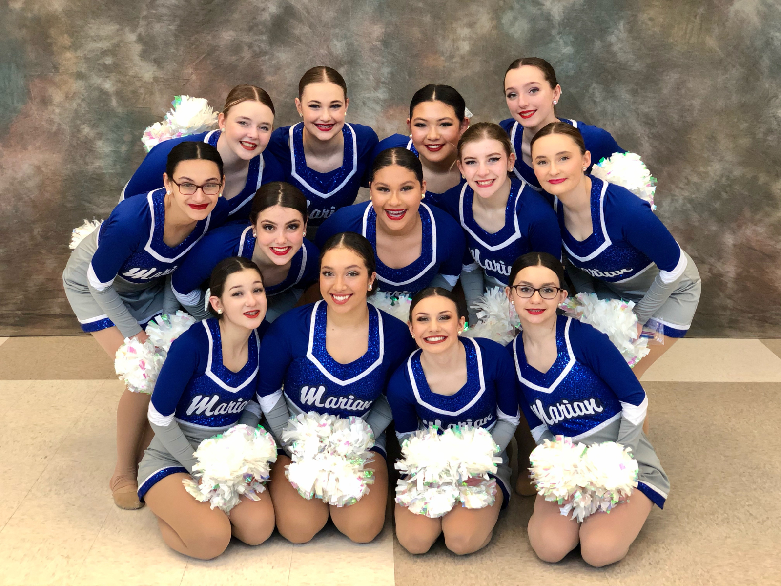 Marian Dance Advances to State Finals