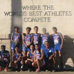 "Crawford XC 5th at Mt SAC-""Where the world's best athletes compete."""