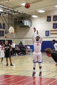 Boys Varsity Basketball vs. Point Loma