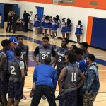Boys JV & Varsity Basketball take wins over Clairemont on Friday the 13th