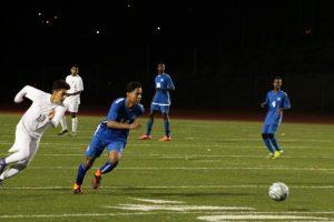 Crawford High School Boys Varsity Soccer vs. Monte Vista High School