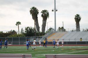 JV Girls Soccer Vs. Mission Bay