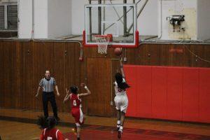 Varsity Girls Basketball Vs. Hoover