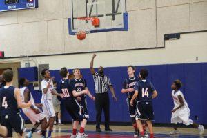 JV Boys Basketball Vs. Christian